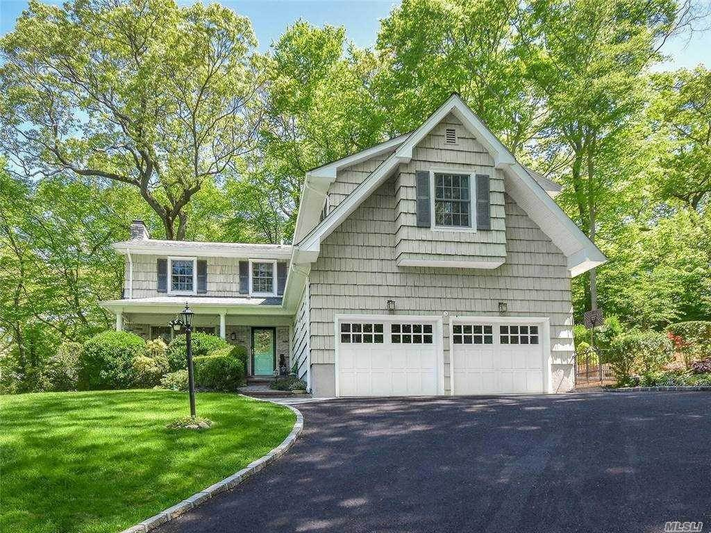 Residential for Sale at 18 Tanglewood Lane, Sea Cliff, NY 11579 Sea Cliff, New York 11579 United States
