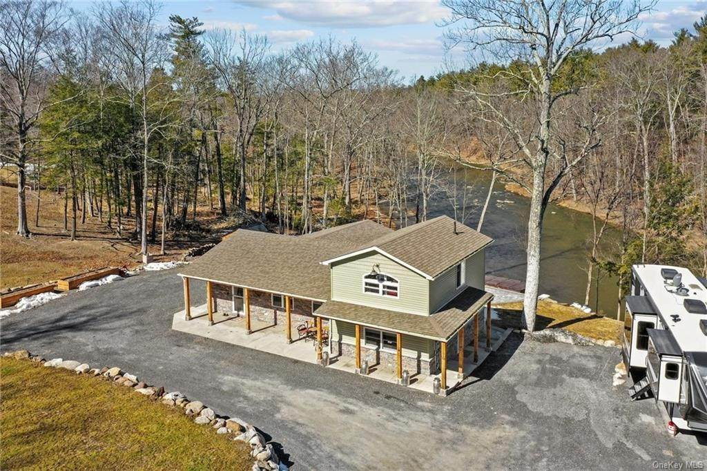 Residential for Sale at 241 Red Mills Road Pine Bush, New York 12566 United States