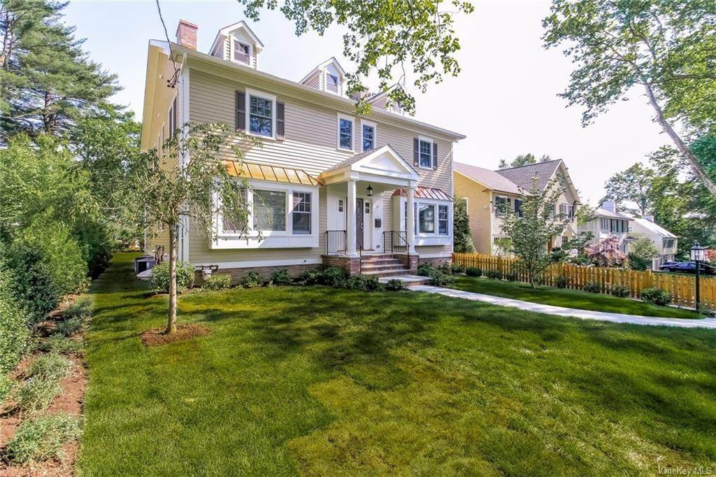 Residential Lease at 31-A Wynmor Road Scarsdale, New York 10583 United States