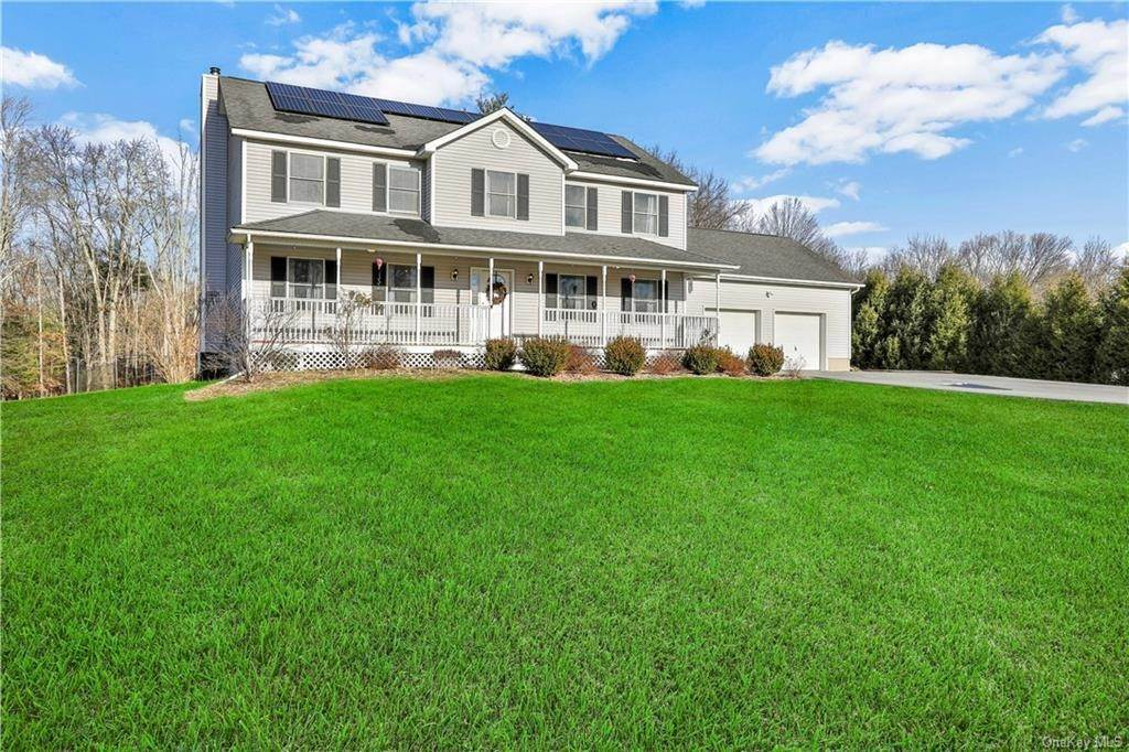 Residential for Sale at 1190 Bruyn Turnpike, Shawangunk, NY 12566 Pine Bush, New York 12566 United States