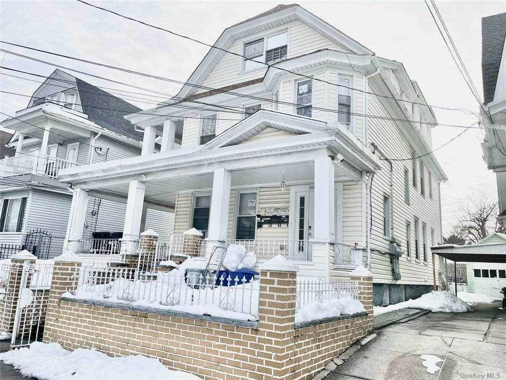 Residential Income for Sale at 85-12 96th Street Woodhaven, New York 11421 United States