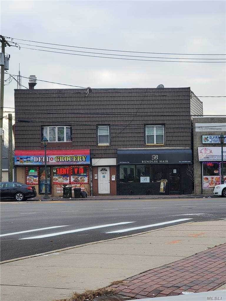 Business Opportunity for Sale at 241/243 Nassau Road, Roosevelt, NY 11575 Roosevelt, New York 11575 United States