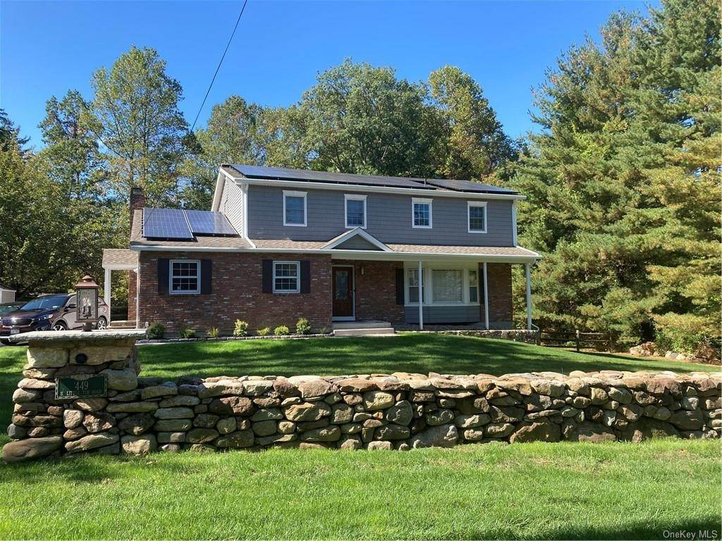Residential for Sale at 449 N Little Tor Road, Clarkstown, NY 10956 New City, New York 10956 United States
