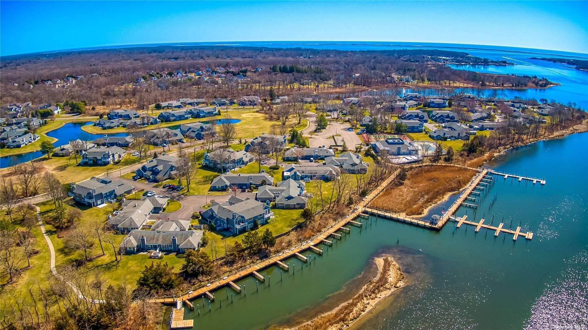 Residential for Sale at 353 Seabreeze Court Moriches, New York 11955 United States