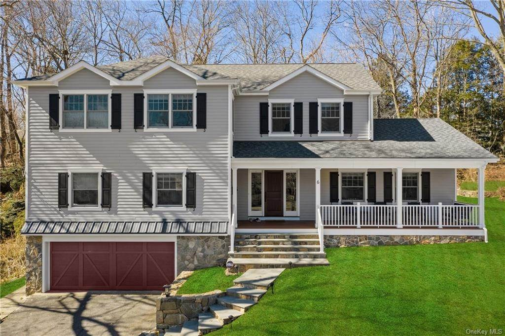 Residential for Sale at 6 Eagles Bluff Rye Brook, New York 10573 United States