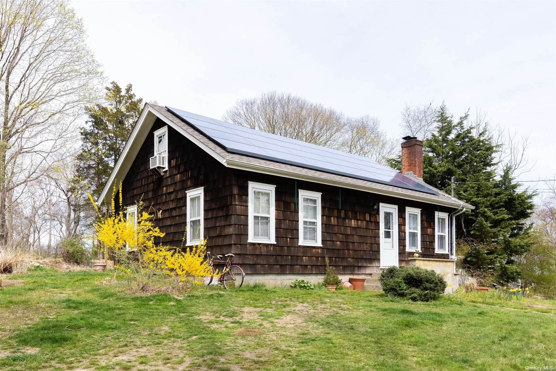 Residential for Sale at 84 N Cartwright Road Shelter Island, New York 11964 United States