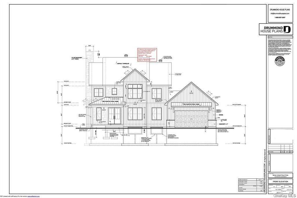 Residential for Sale at Lot 3 Browns Road Westtown, New York 10998 United States