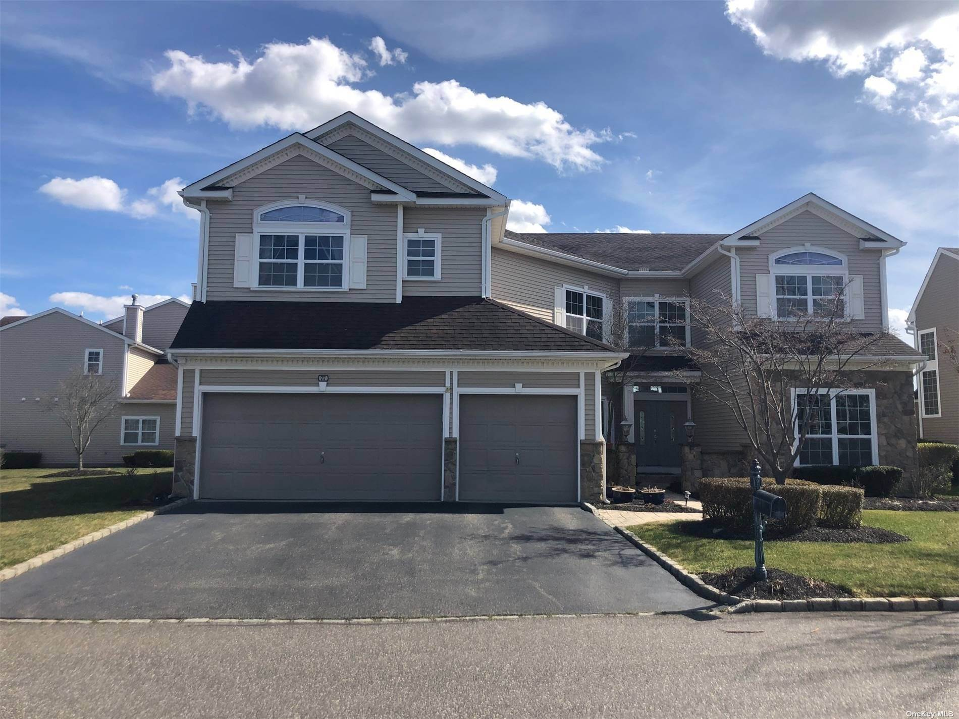 Residential for Sale at 77 Hamlet Drive, Mt. Sinai, NY 11766 Mount Sinai, New York 11766 United States