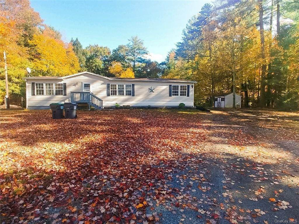 Residential for Sale at 1610 Us Route 209 Westbrookville, New York 12785 United States
