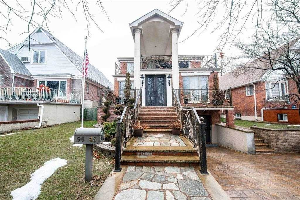 Residential for Sale at 64-45 Ellwell Crescent Rego Park, New York 11374 United States