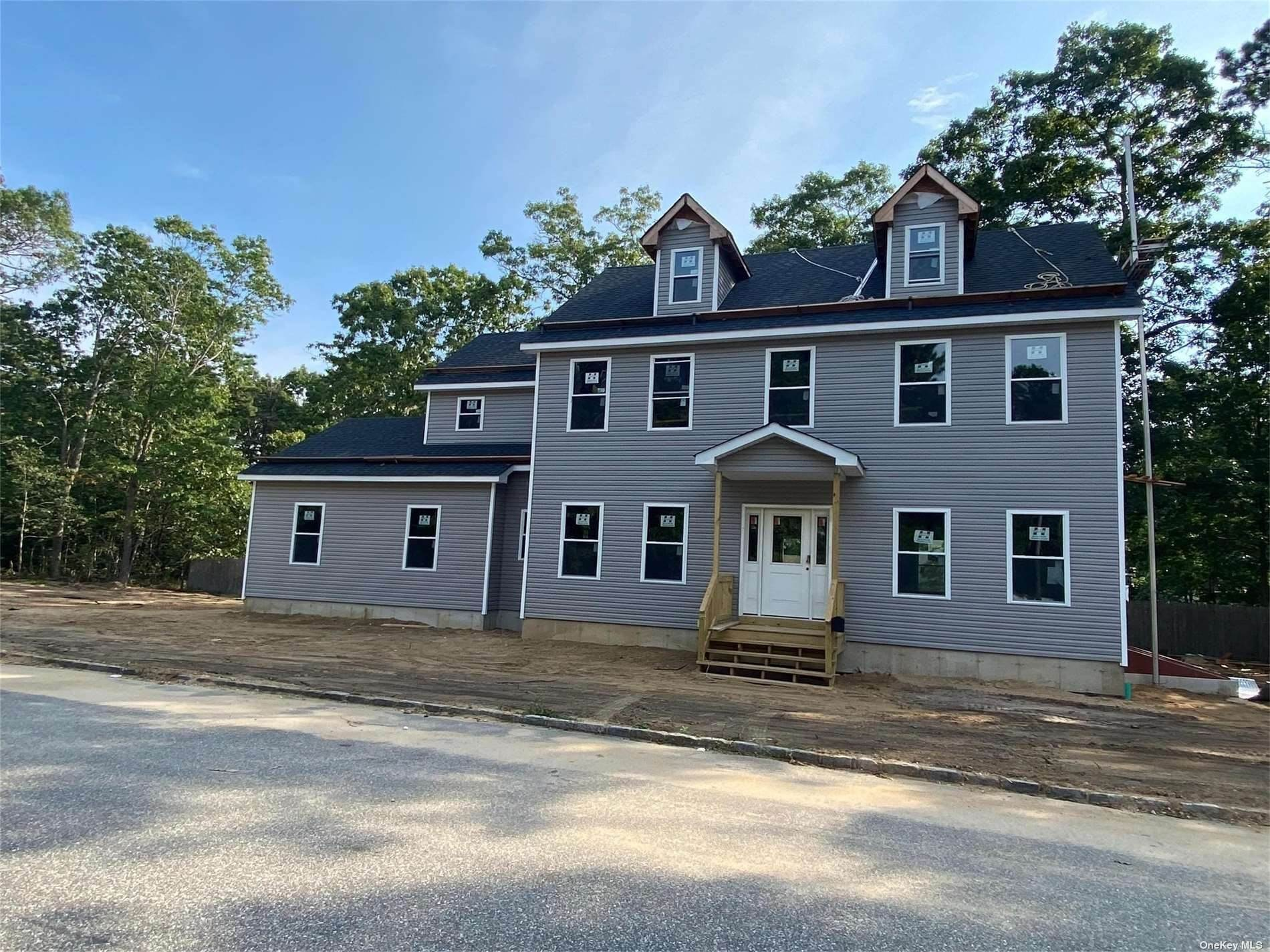 Residential for Sale at NEW Grand Avenue Yaphank, New York 11980 United States