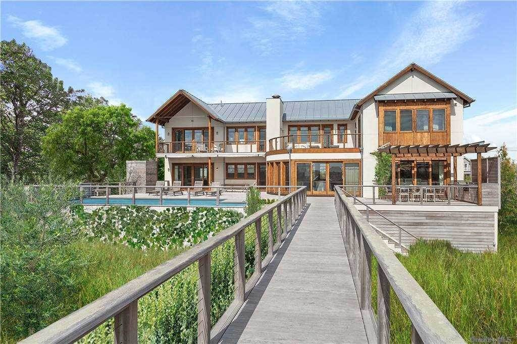 Residential for Sale at 127 Dune Road, Westhampton Bch, NY 11978 Other Areas, New York 11978 United States