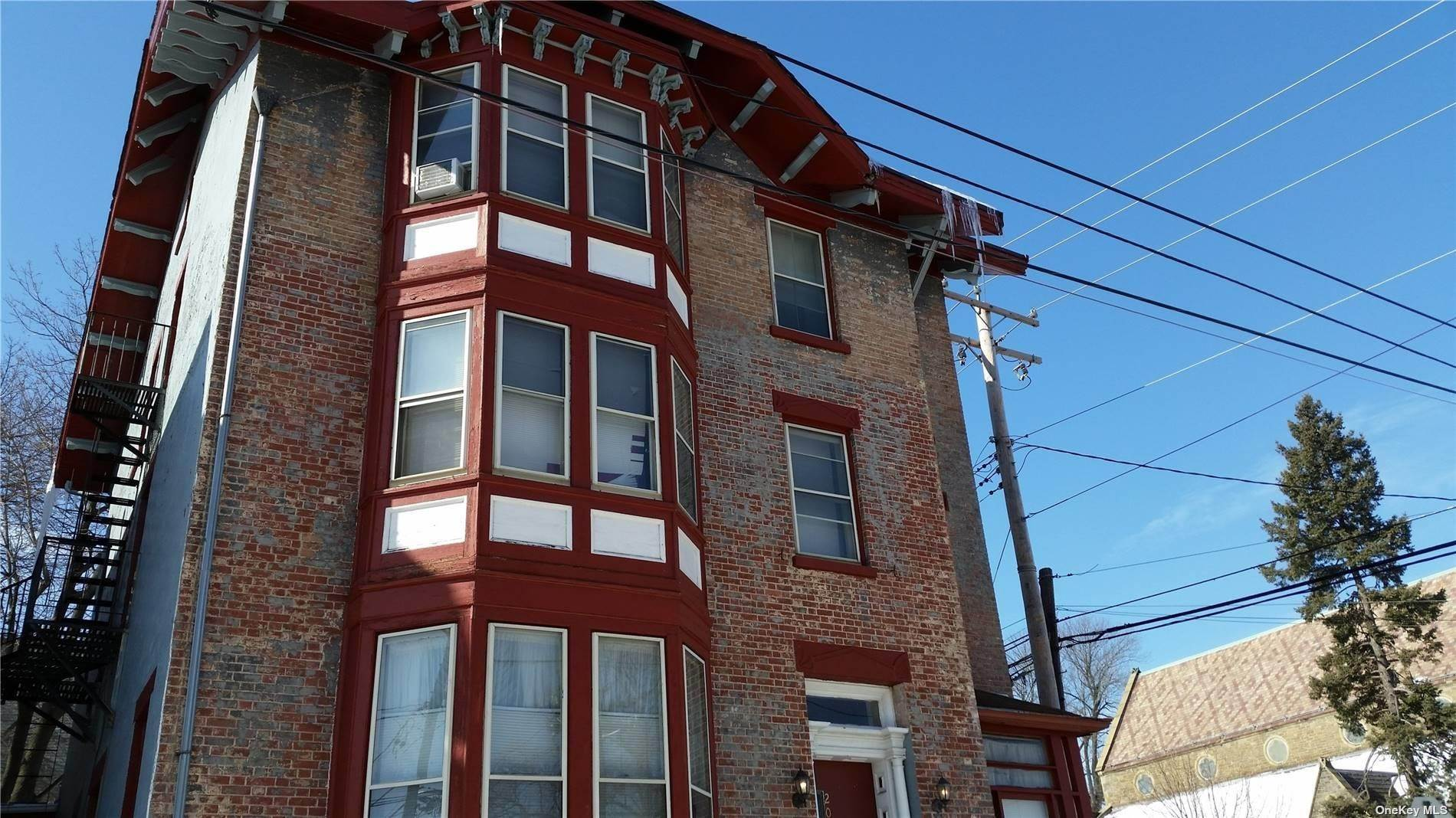 Residential Income for Sale at 203 Grand Street Newburgh, New York 12550 United States
