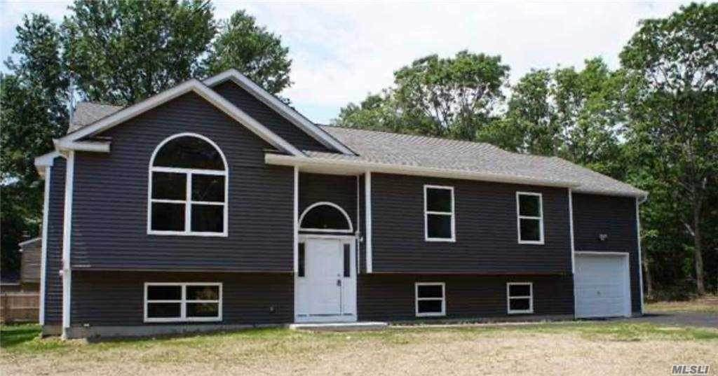 Residential for Sale at NEW Moriches Avenue Mastic, New York 11950 United States