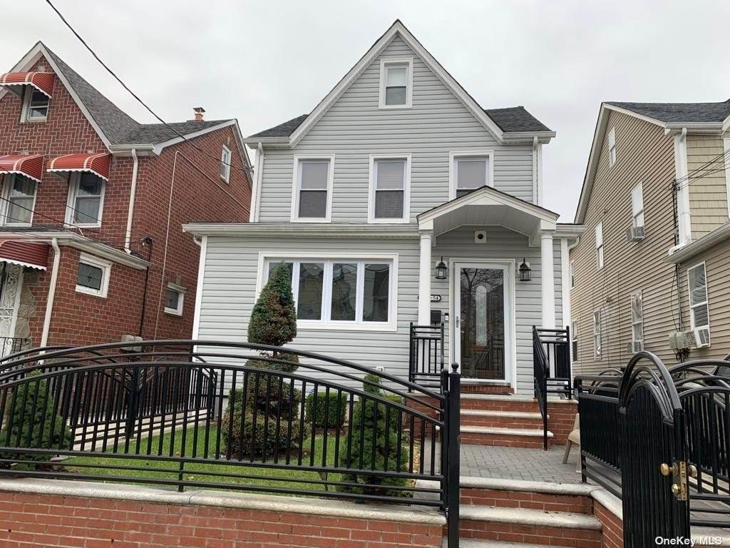 Residential for Sale at 114-54 211th Street Cambria Heights, New York 11411 United States