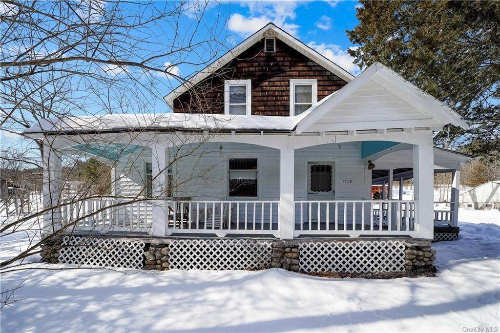 Residential for Sale at 1719 Us Route 209 Westbrookville, New York 12729 United States