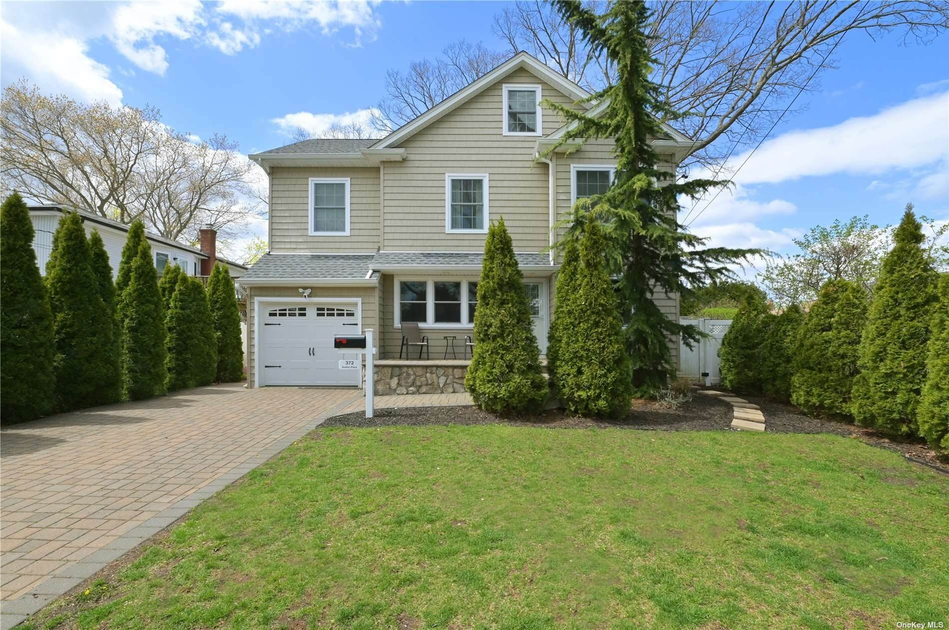 Residential for Sale at 372 Avalon Place East Meadow, New York 11554 United States