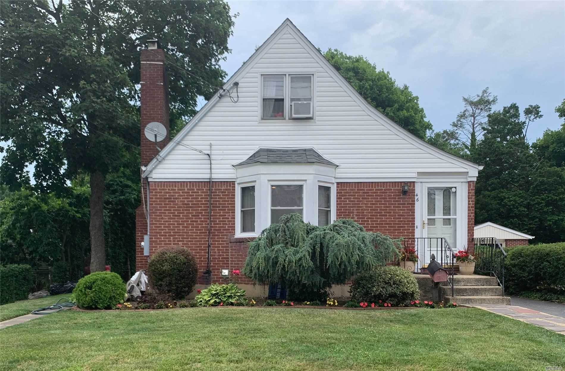 Residential for Sale at 46 Mckinley Avenue, Albertson, NY 11507 Albertson, New York 11507 United States