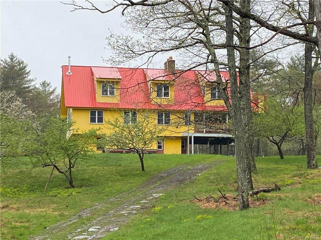 Residential for Sale at 125 Dexheimer Road Narrowsburg, New York 12764 United States