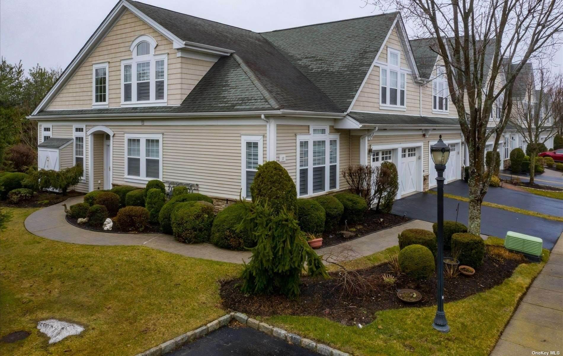 Residential for Sale at 57 Symphony Drive Lake Grove, New York 11755 United States