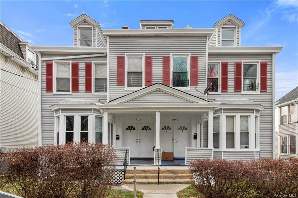 Residential Income for Sale at 204 Spring Street Ossining, New York 10562 United States