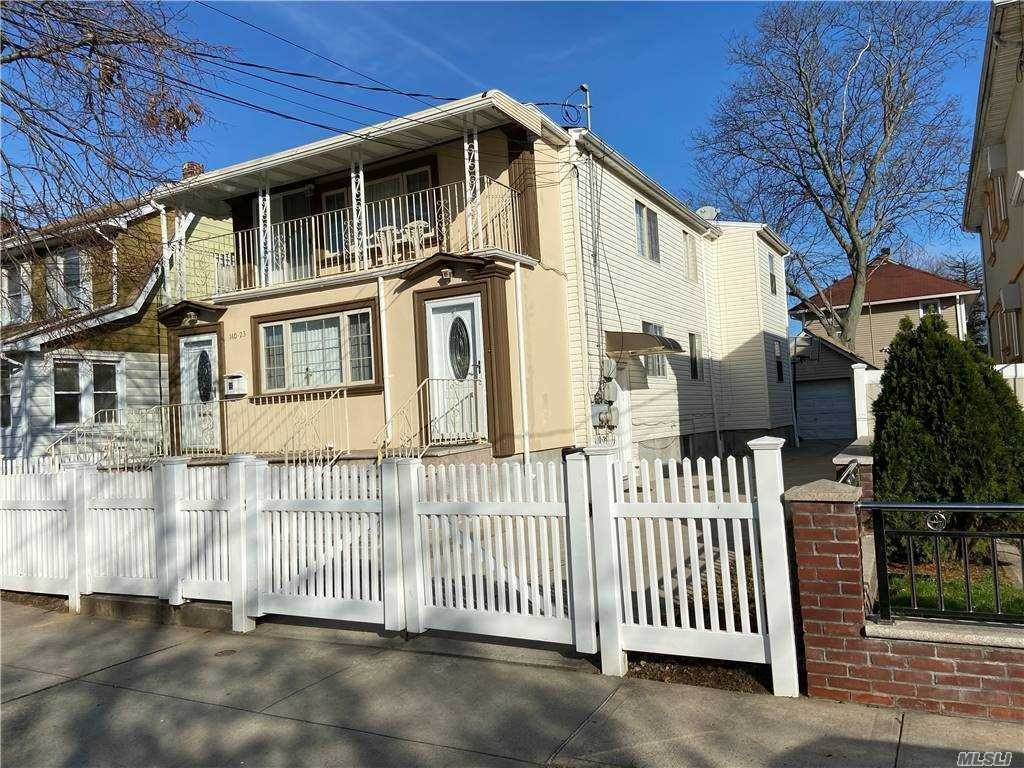 Residential Income for Sale at 140-23 181st Street Springfield Gardens, New York 11413 United States
