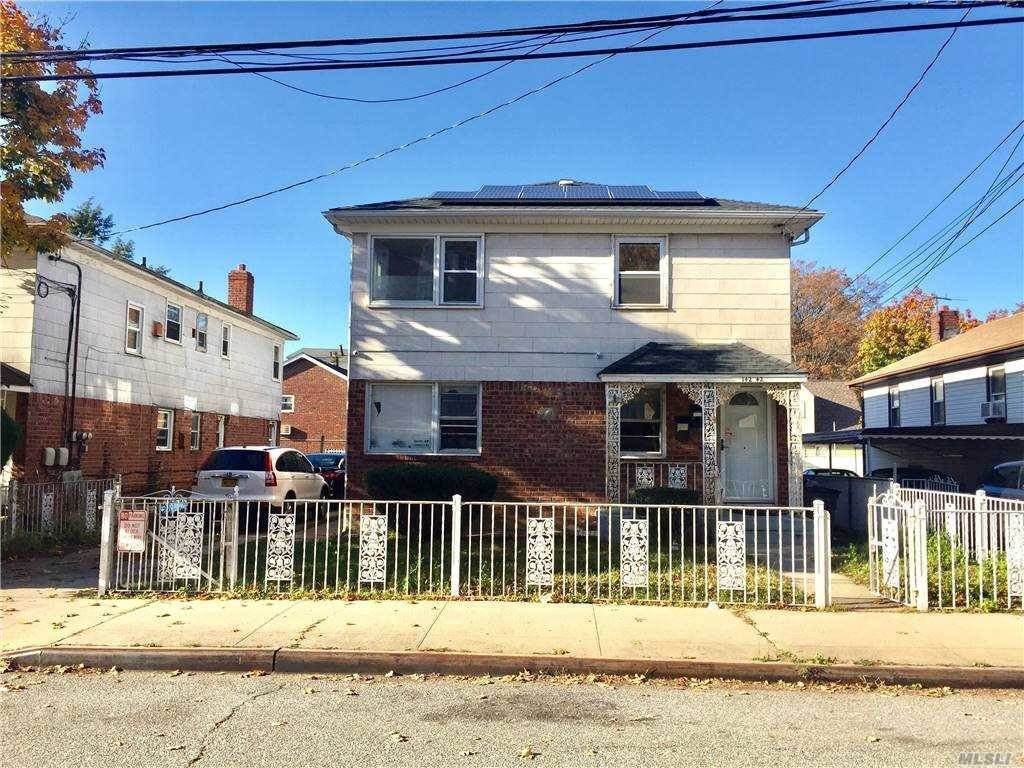 Residential Income for Sale at 142-42 Caney Lane Rosedale, New York 11422 United States