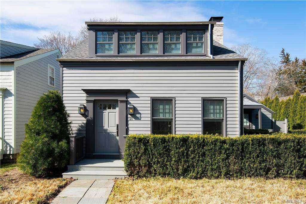 Residential for Sale at 21 Rogers Street, Sag Harbor, NY 11963 Sag Harbor, New York 11963 United States