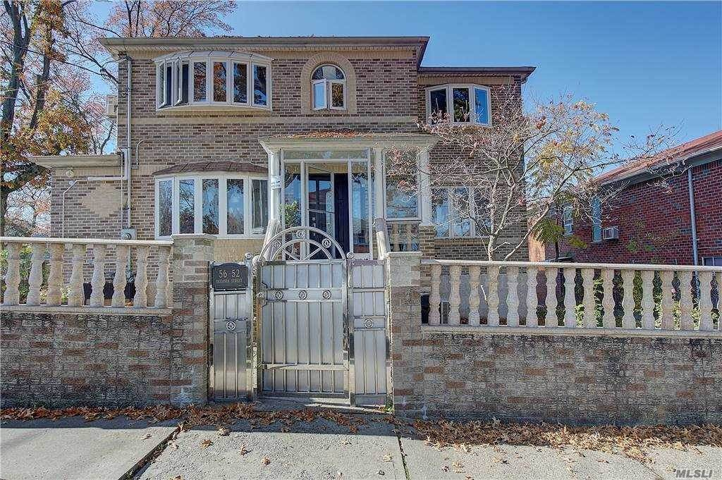 Residential for Sale at 56-52 Oceania Street, Bayside, NY 11364 Bayside, New York 11364 United States