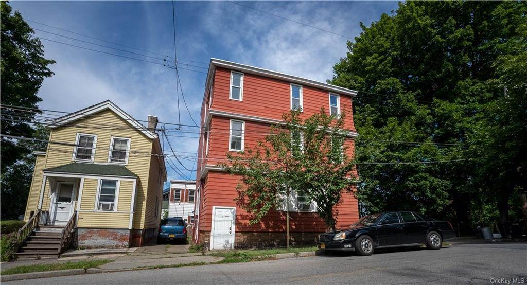 Residential Income for Sale at 11-15 Talmadge Street Poughkeepsie, New York 12601 United States