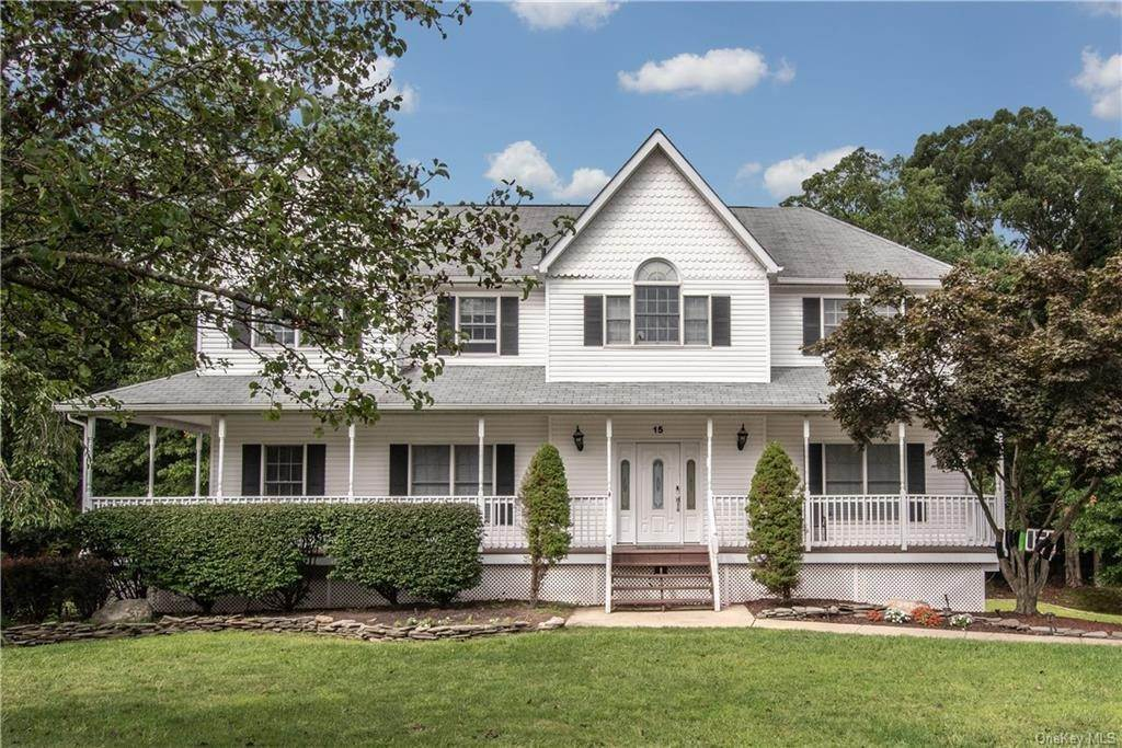 Residential for Sale at 15 Vincent Street, Clarkstown, NY 10954 Nanuet, New York 10954 United States
