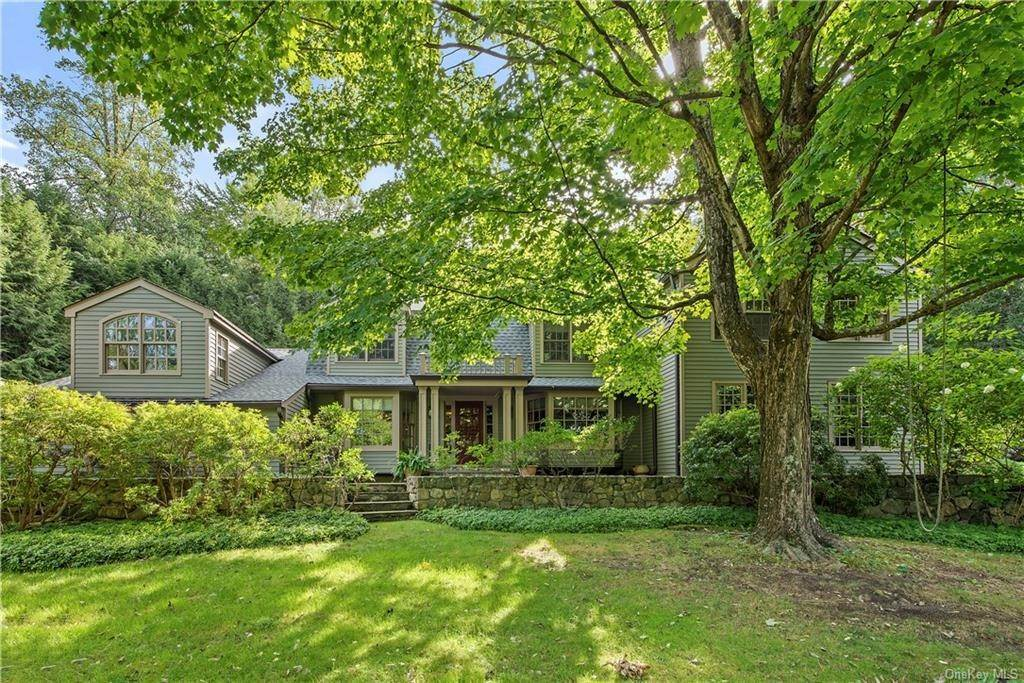 Residential for Sale at 83 Trinity Pass Road, Pound Ridge, NY 10576 Pound Ridge, New York 10576 United States