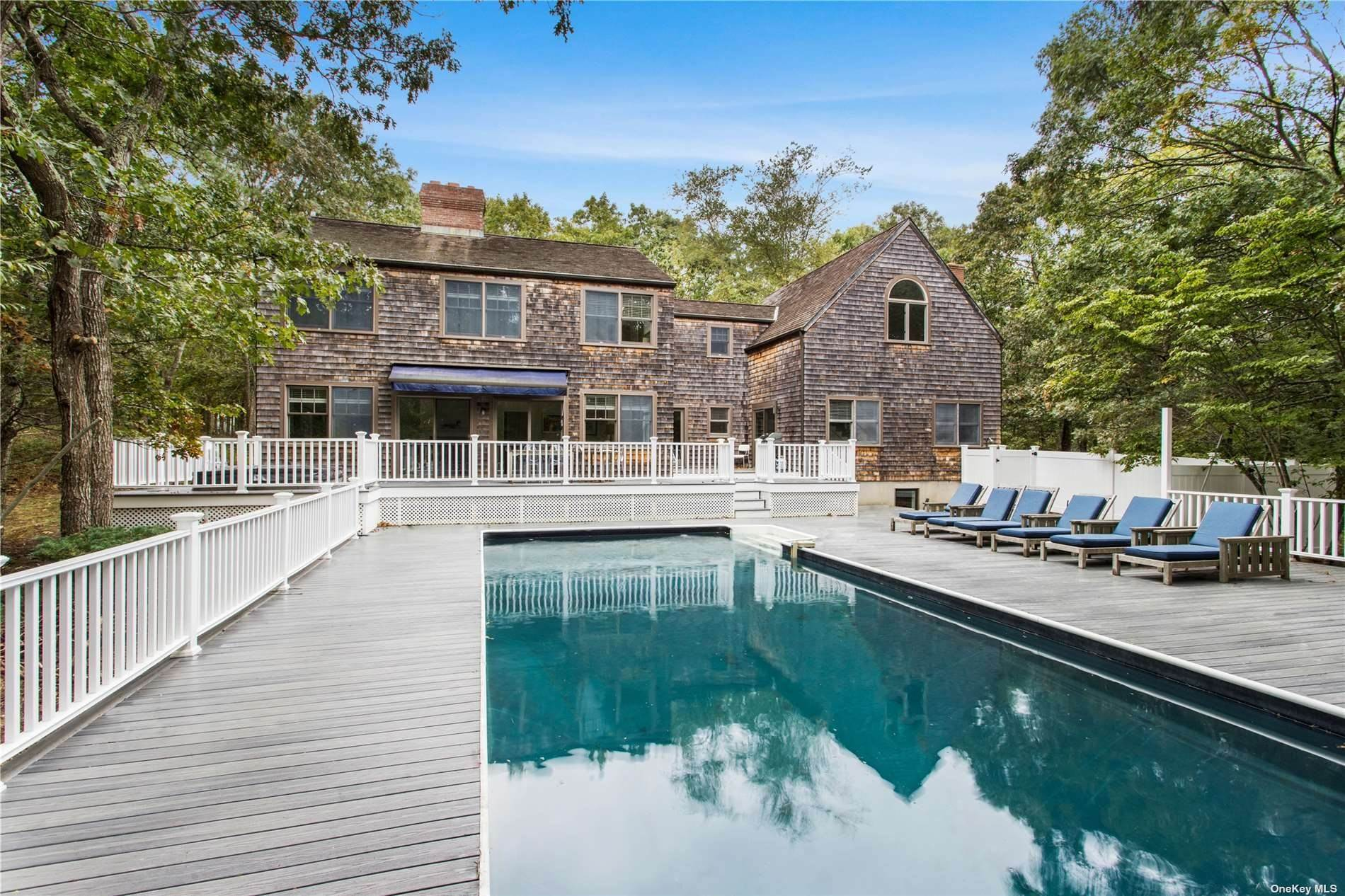 Residential for Sale at 75 S Breeze Drive Wainscott, New York 11975 United States