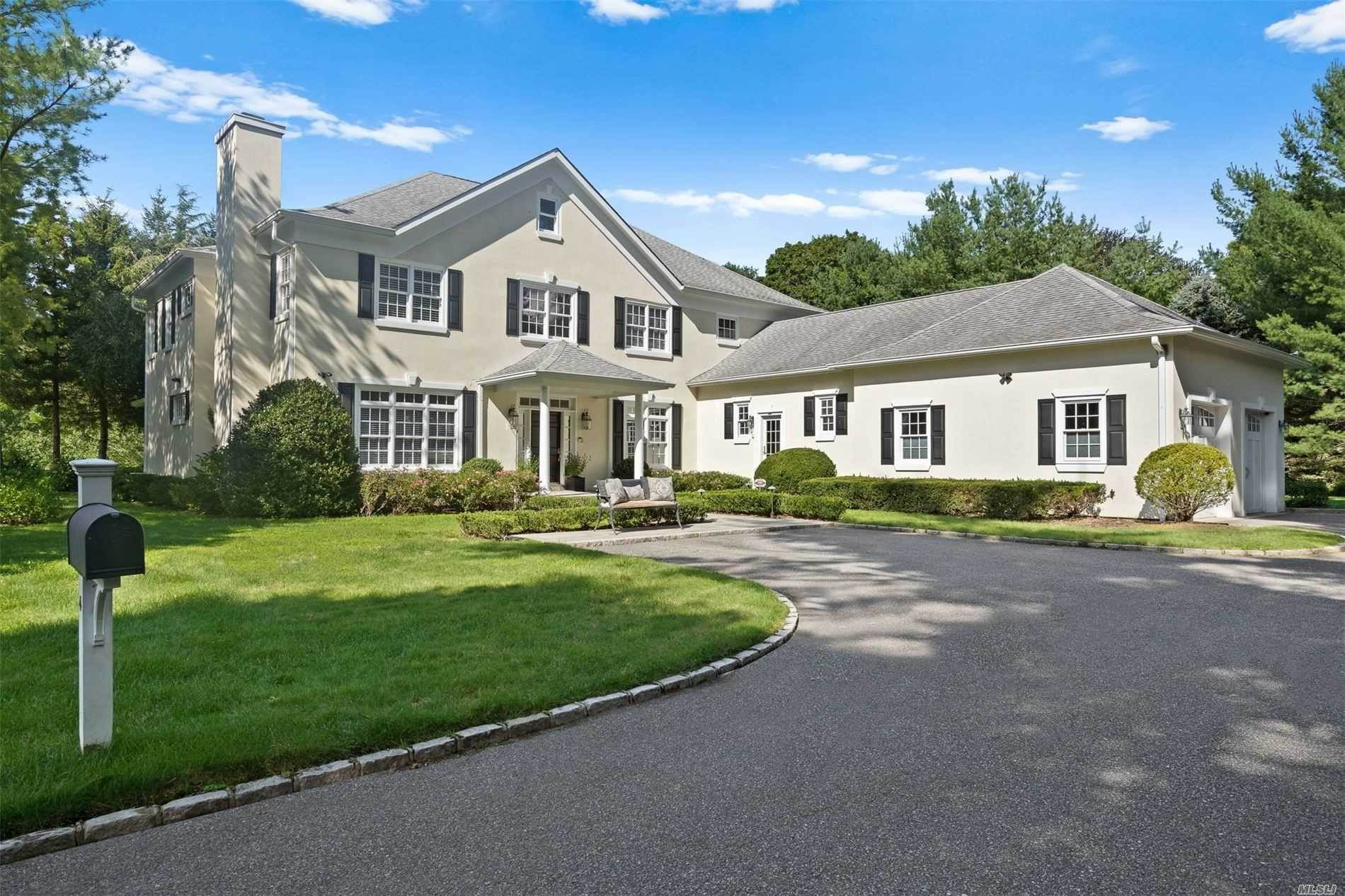 Residential for Sale at 4 Morgan Lane Locust Valley, New York 11560 United States