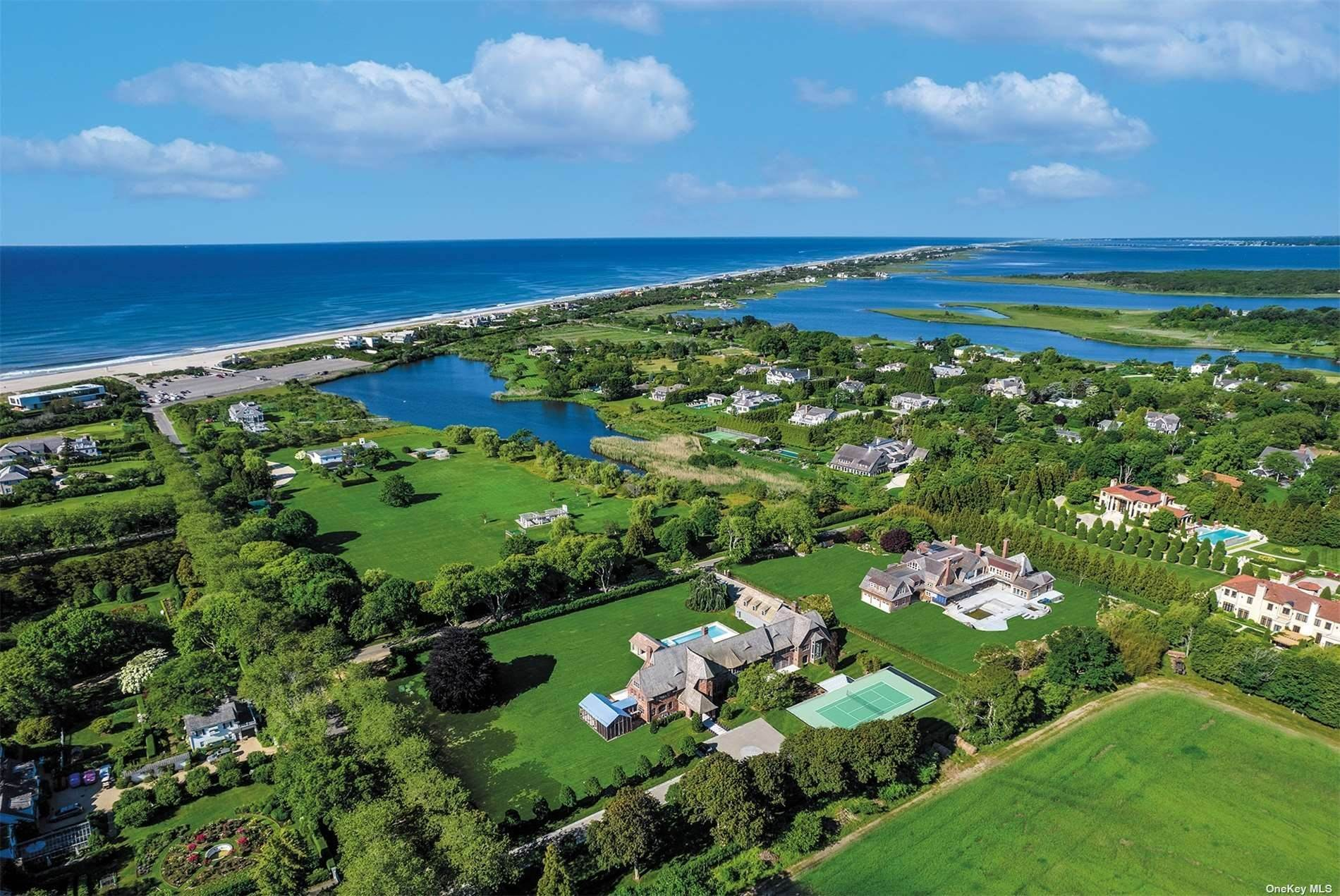 Residential for Sale at 199 Coopers Neck Lane Southampton, New York 11968 United States