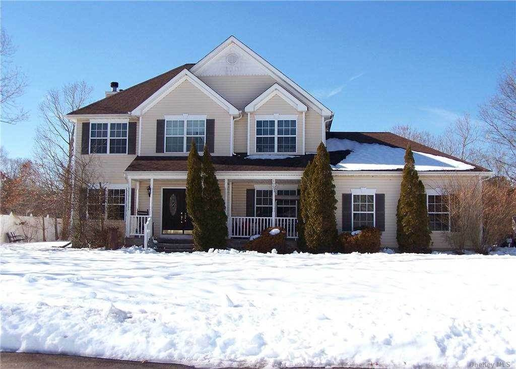 Residential for Sale at 20 Williamsburg Way Yaphank, New York 11980 United States