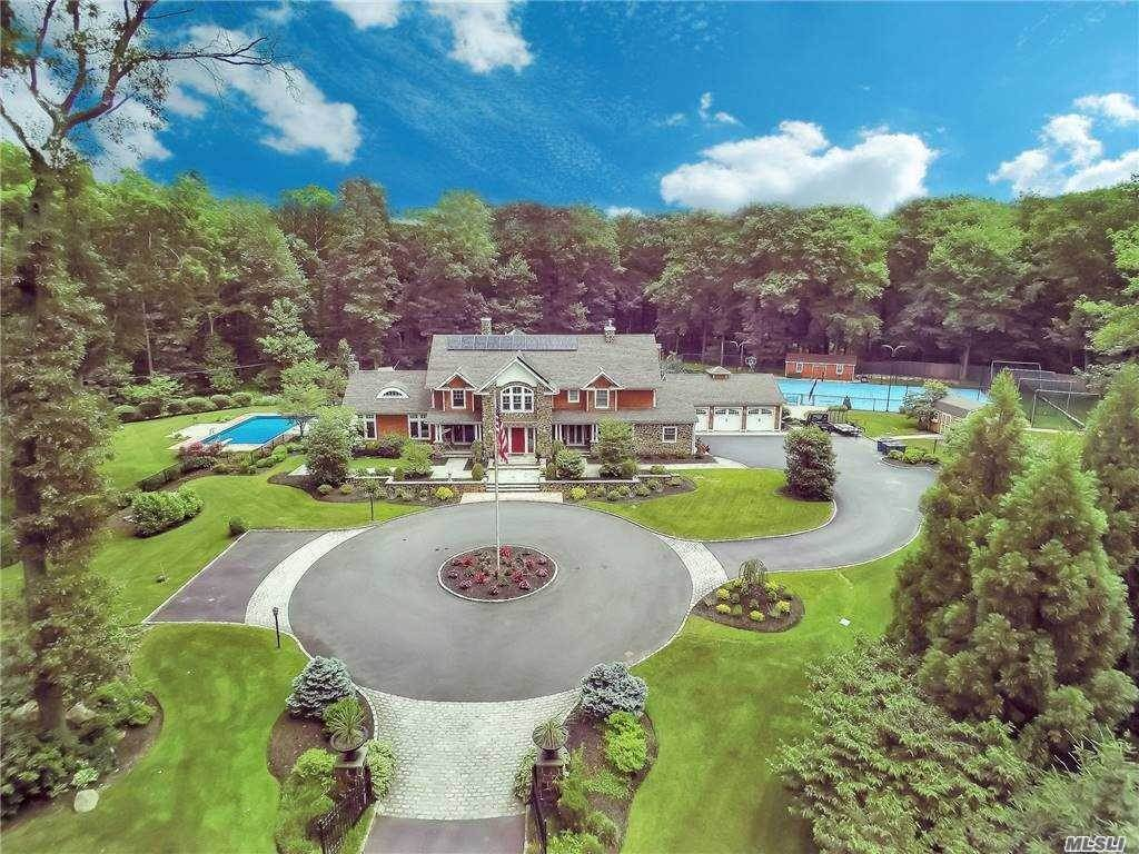 Residential for Sale at 470 Woodbury Road Cold Spring Harbor, New York 11724 United States