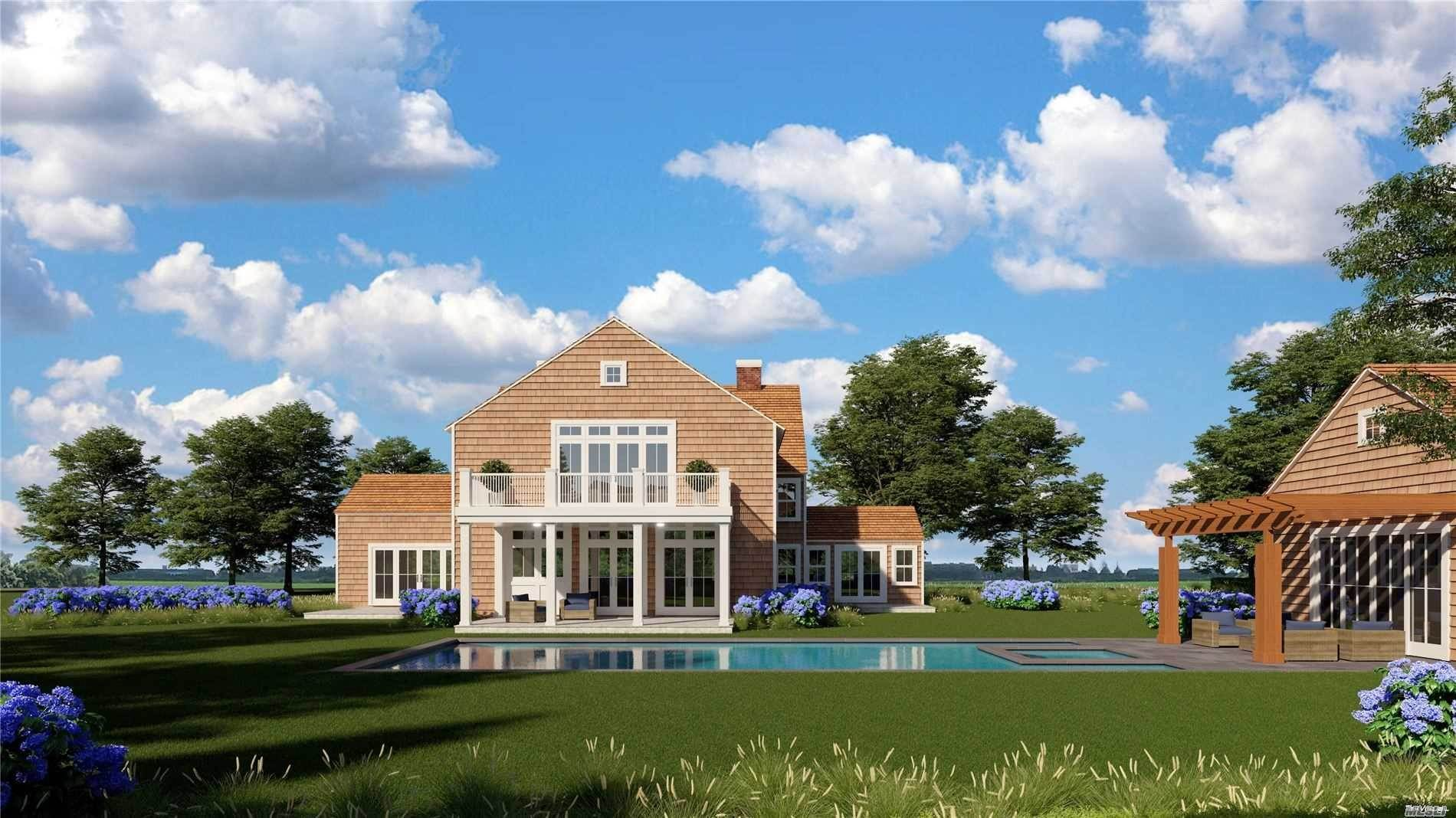 Residential for Sale at 414 Hedges Lane Sagaponack, New York 11962 United States