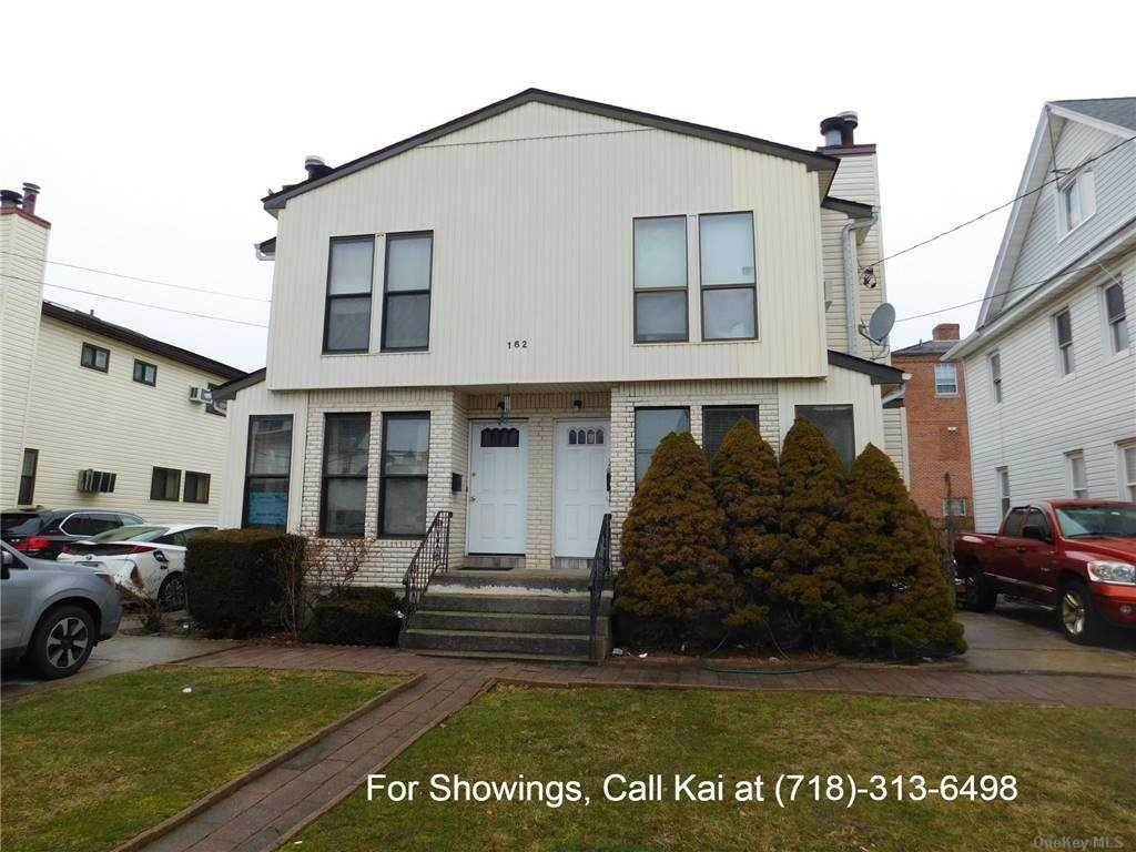 Residential Income for Sale at 162 Cleveland Avenue Mineola, New York 11501 United States