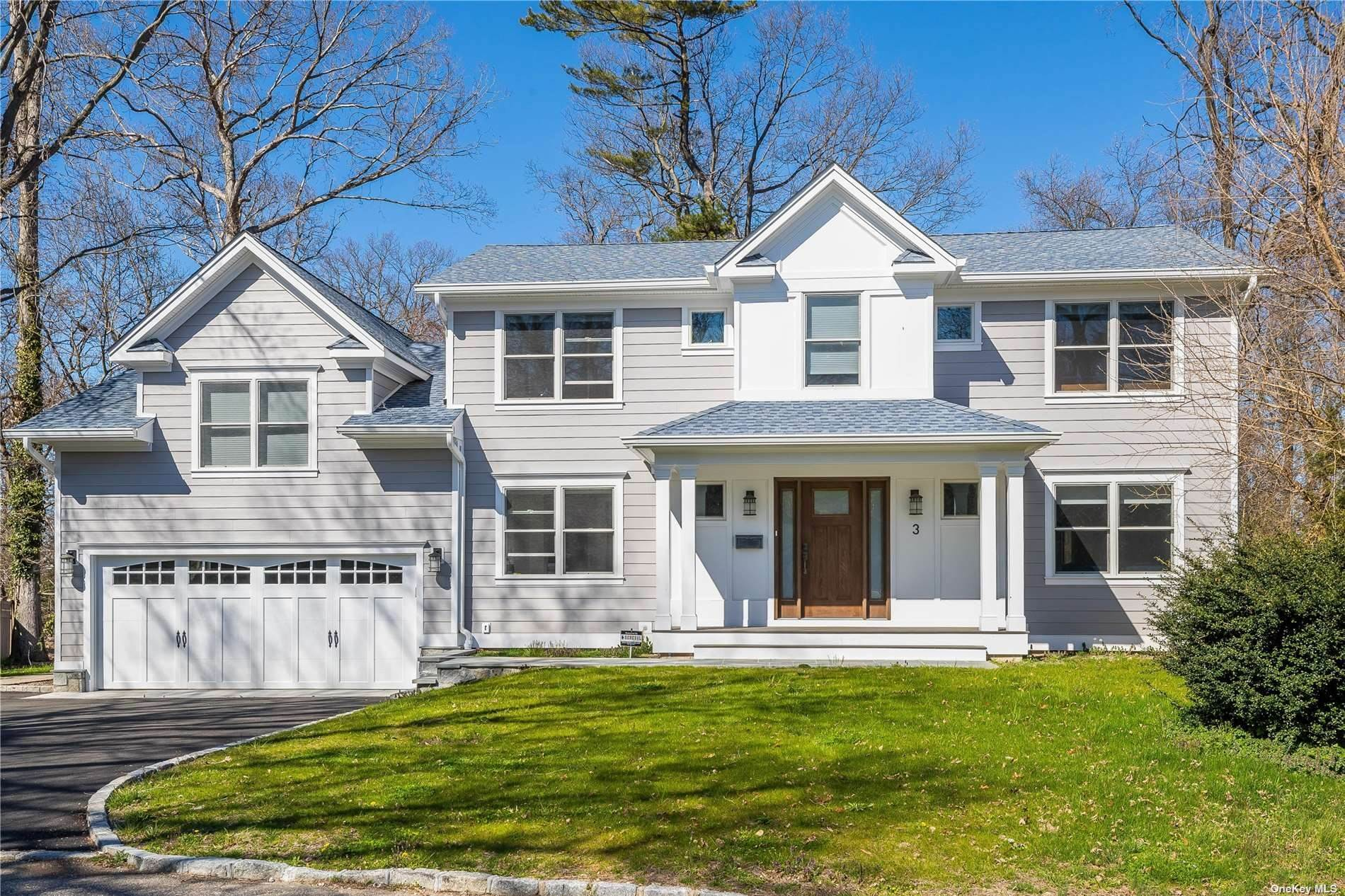 Residential for Sale at 3 Wood Court Bayville, New York 11709 United States