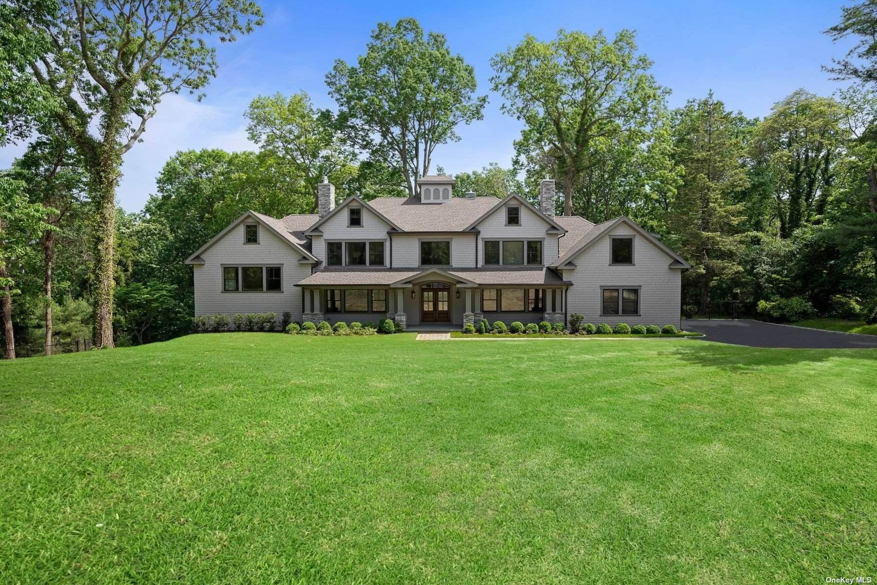 Residential for Sale at 147 Laurel Lane Laurel Hollow, New York 11791 United States