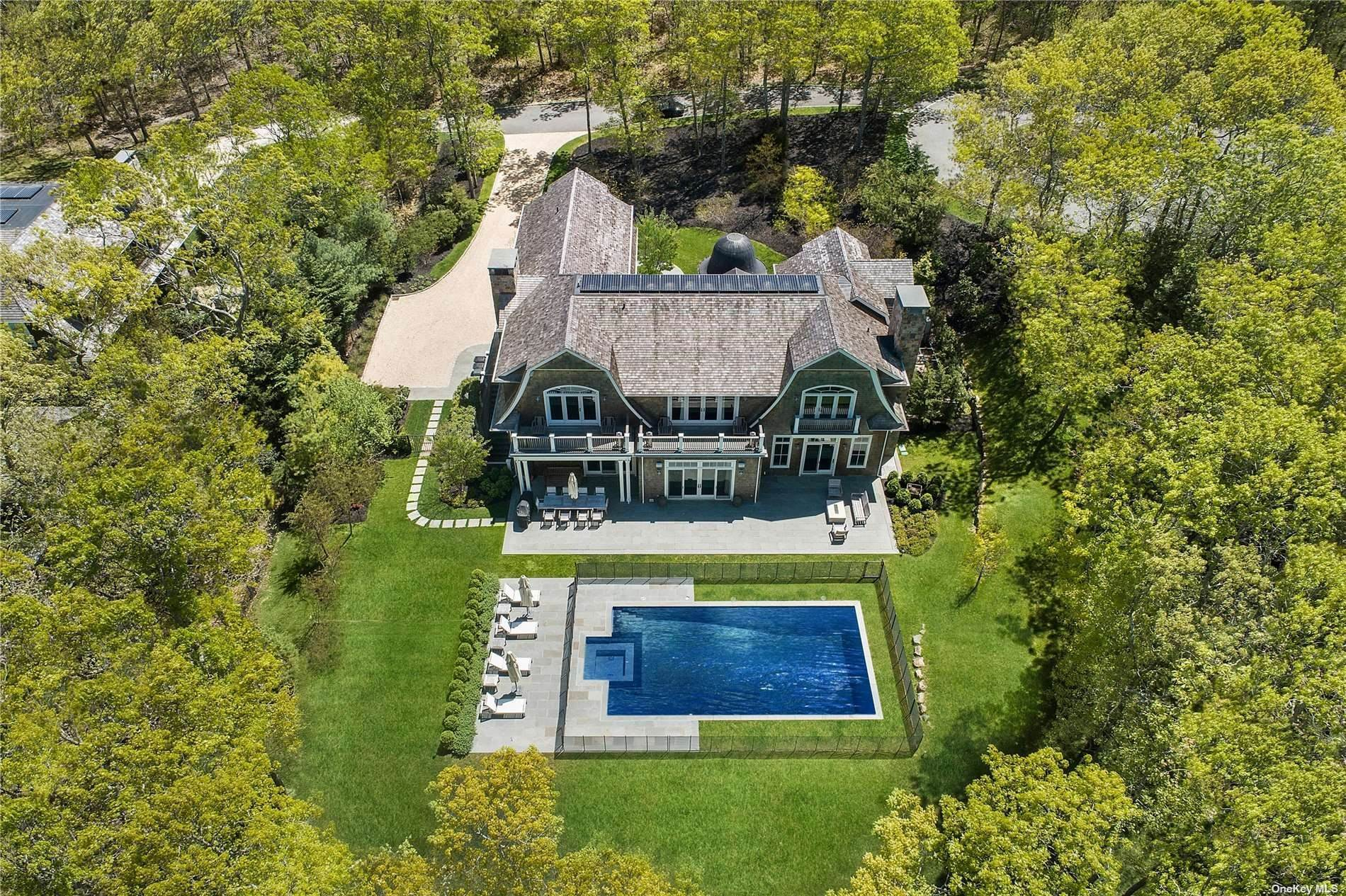 Residential for Sale at 34 Fair Hills Lane Bridgehampton, New York 11932 United States