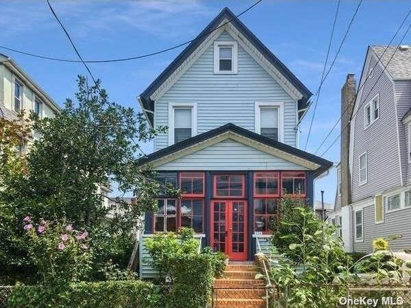 Residential Income for Sale at 184 Beach 115th Street Rockaway Park, New York 11694 United States