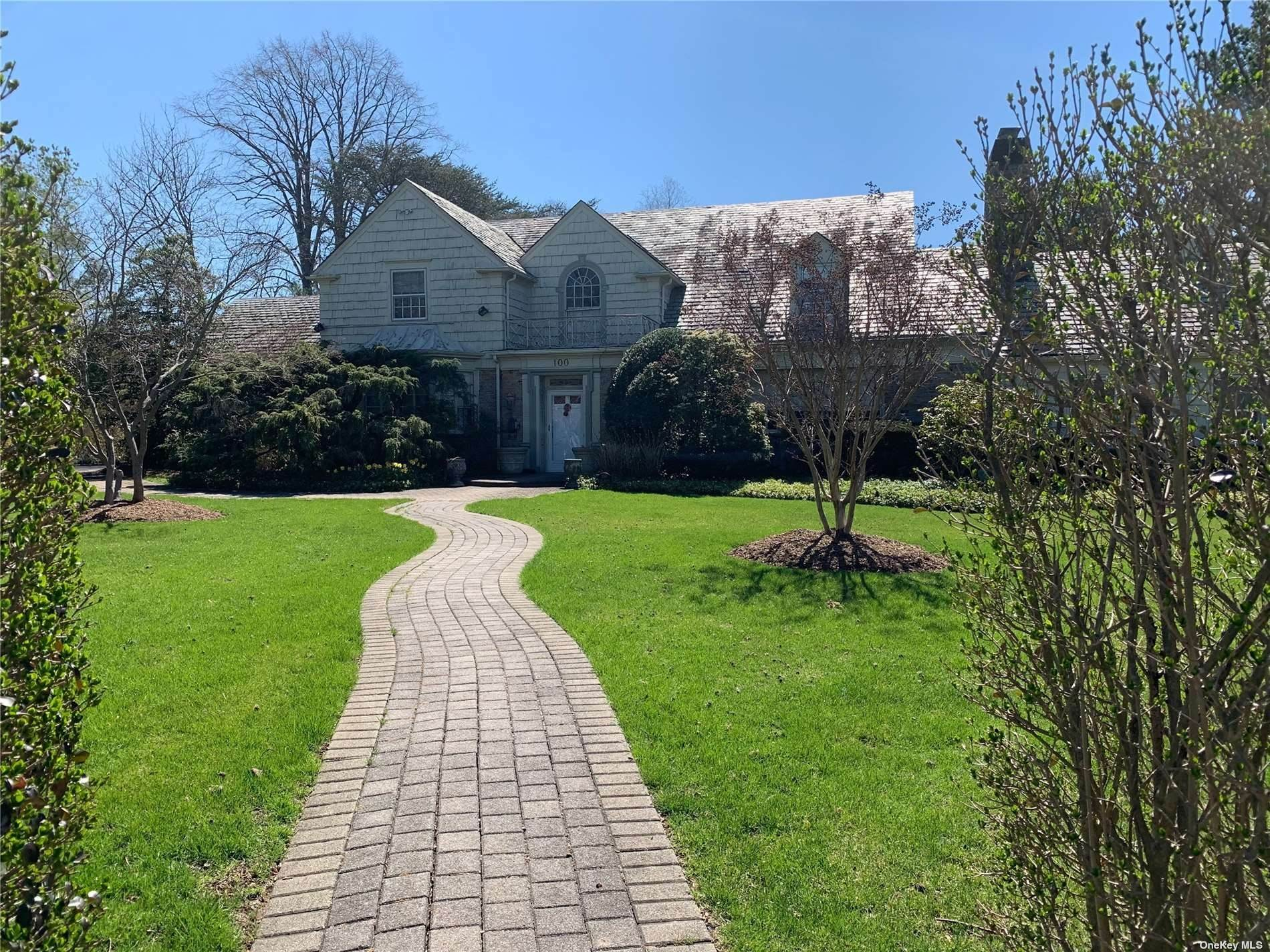 Residential for Sale at 100 Cedar Avenue Hewlett Bay Park, New York 11557 United States