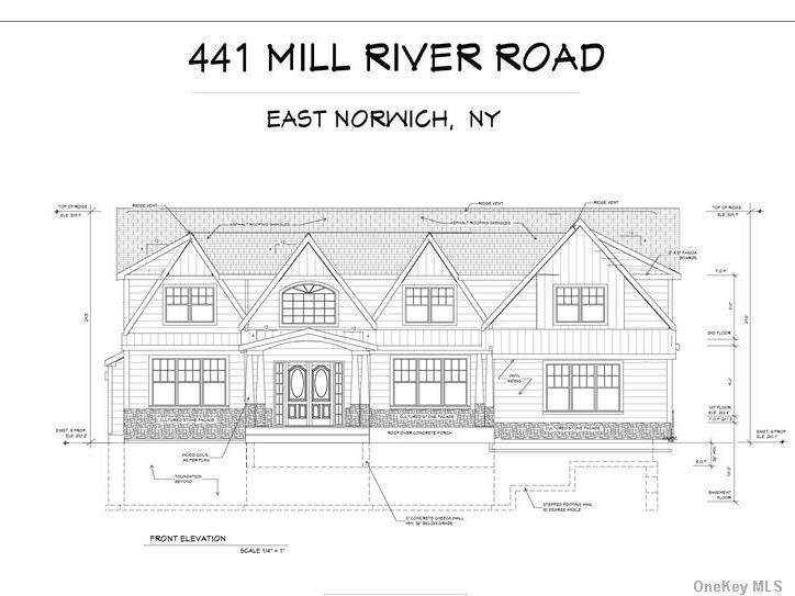 Residential for Sale at 441 Mill River Road Oyster Bay, New York 11771 United States
