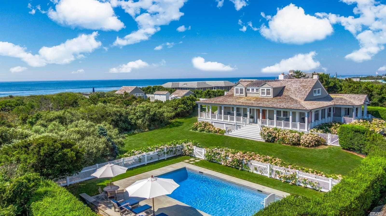 Residential for Sale at 84 Dune Road Quogue, New York 11959 United States