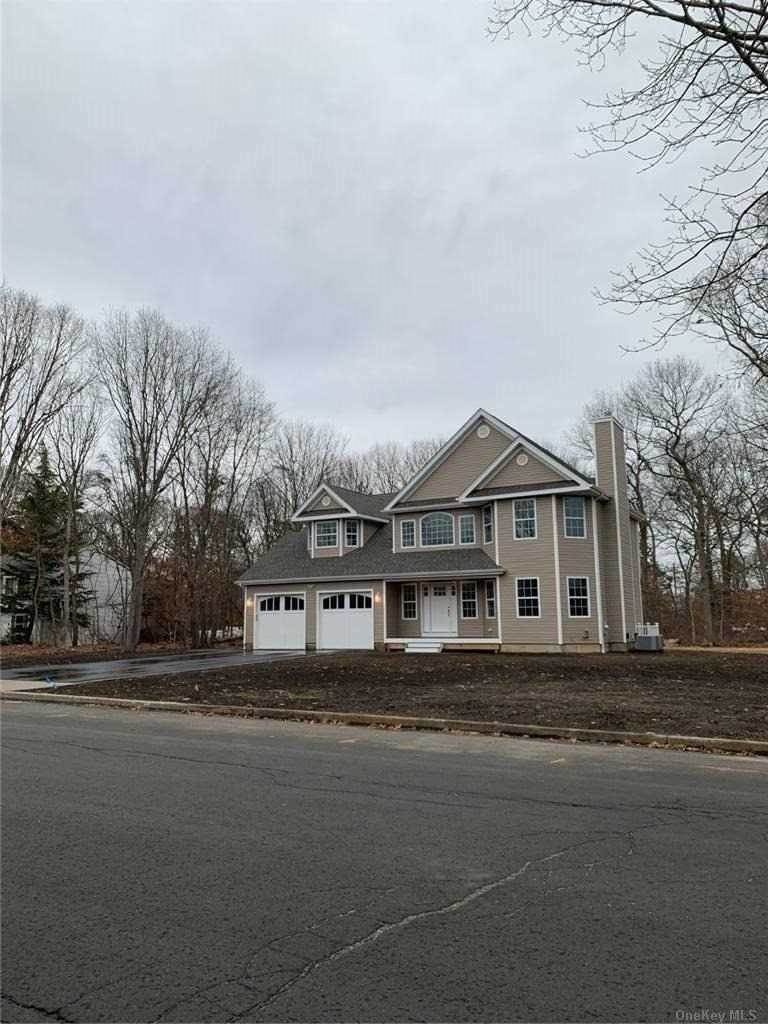 Residential for Sale at 36 Lot#2 Middle Island Boulevard, Middle Island, NY 11953 Middle Island, New York 11953 United States