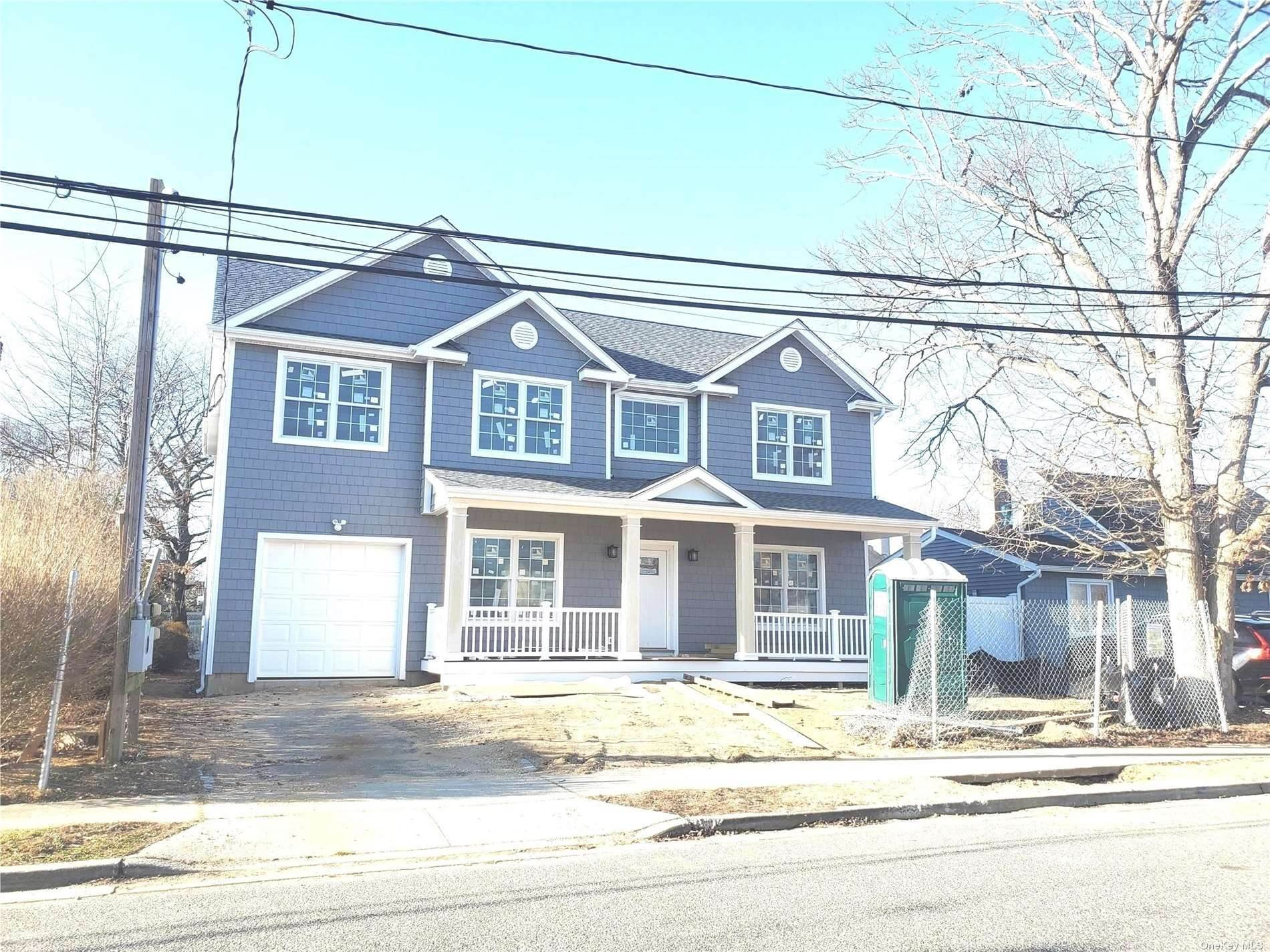 Residential for Sale at 154 Maple Street Massapequa Park, New York 11762 United States