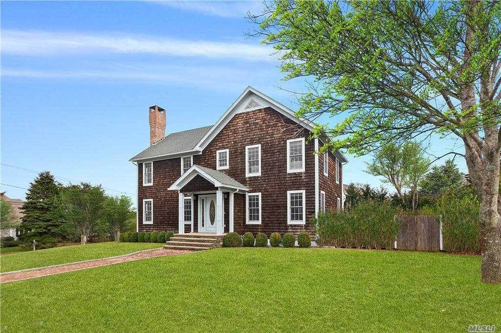 Residential for Sale at 9 Dartmouth Road, Sag Harbor, NY 11963 Sag Harbor, New York 11963 United States