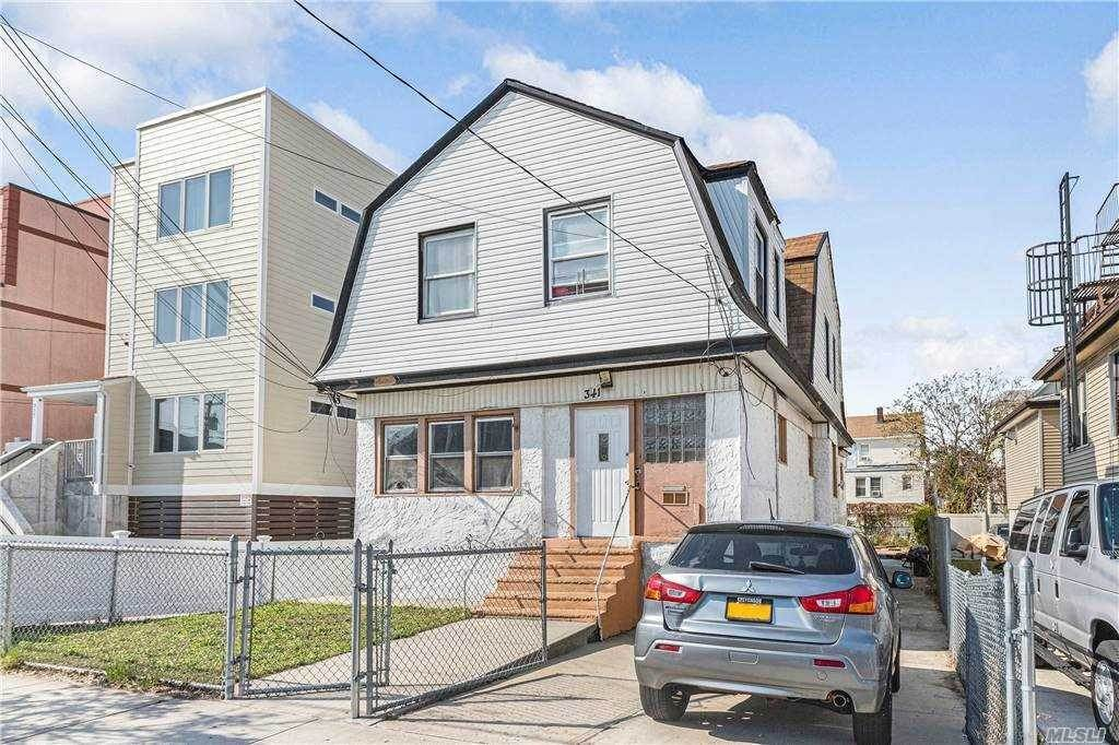 Residential Income for Sale at 341 Beach 67th Street, Arverne, NY 11692 Arverne, New York 11692 United States